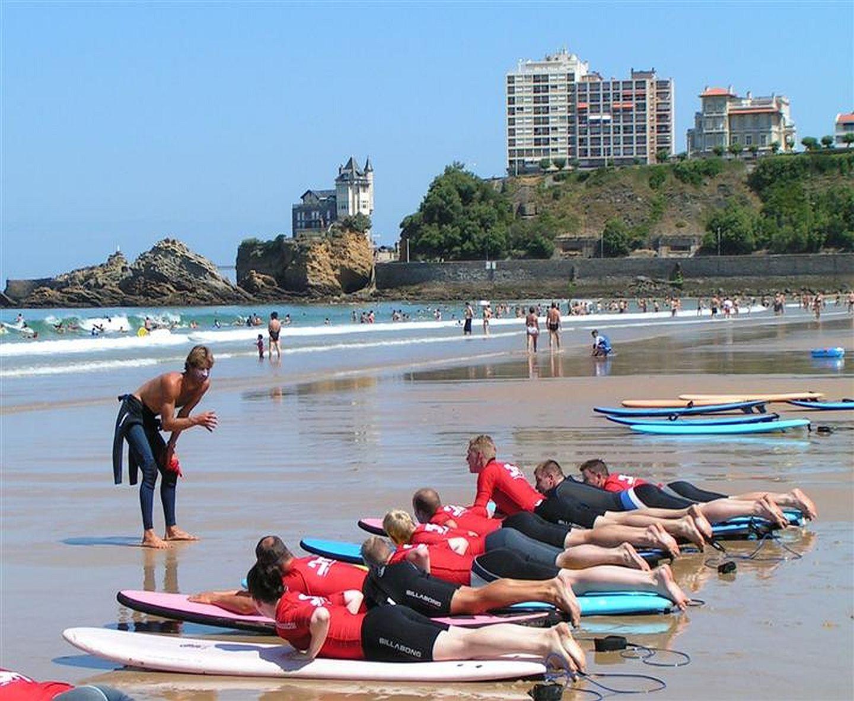 École de Surf Jo Moraiz