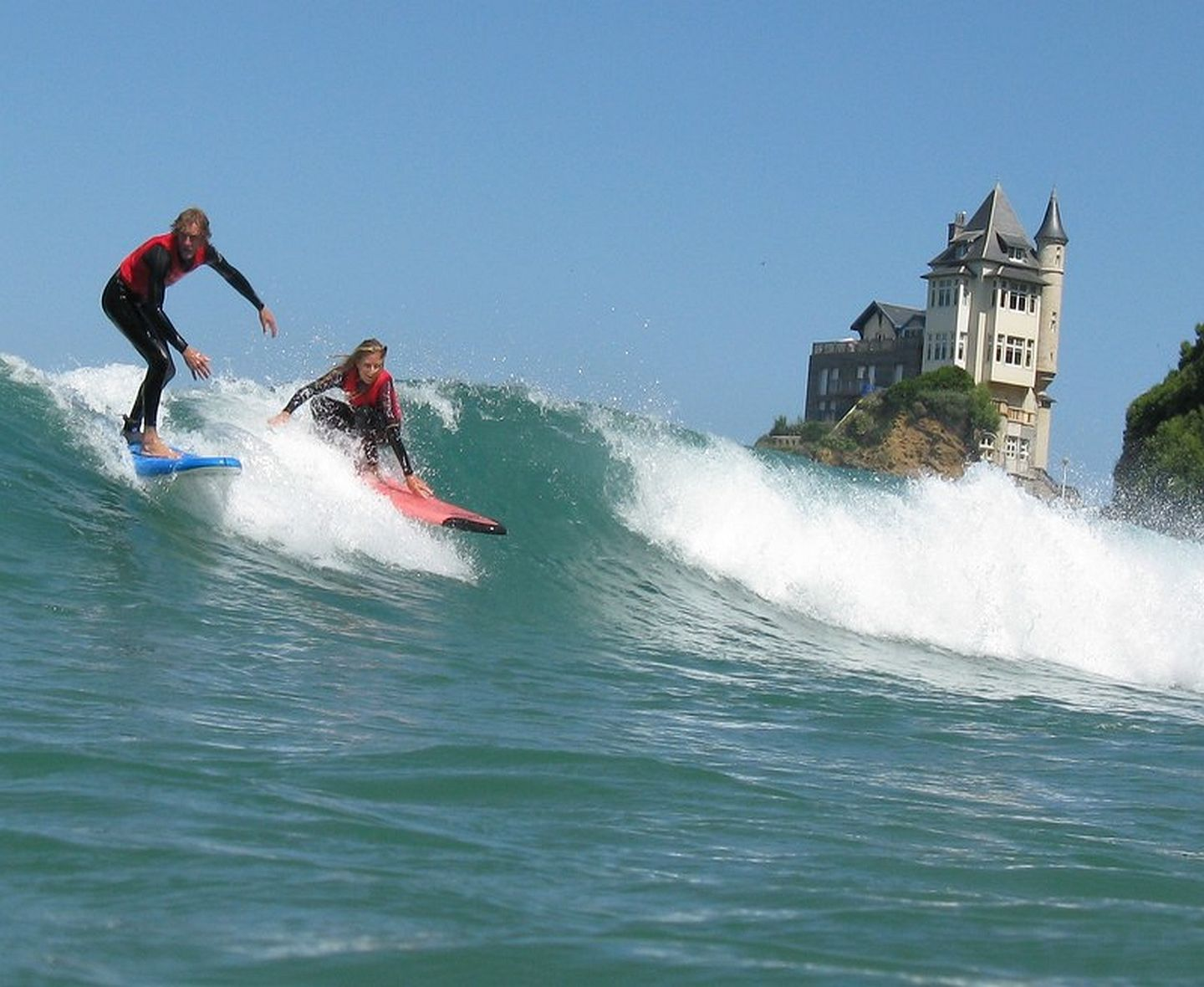 École de Surf La Vague Basque