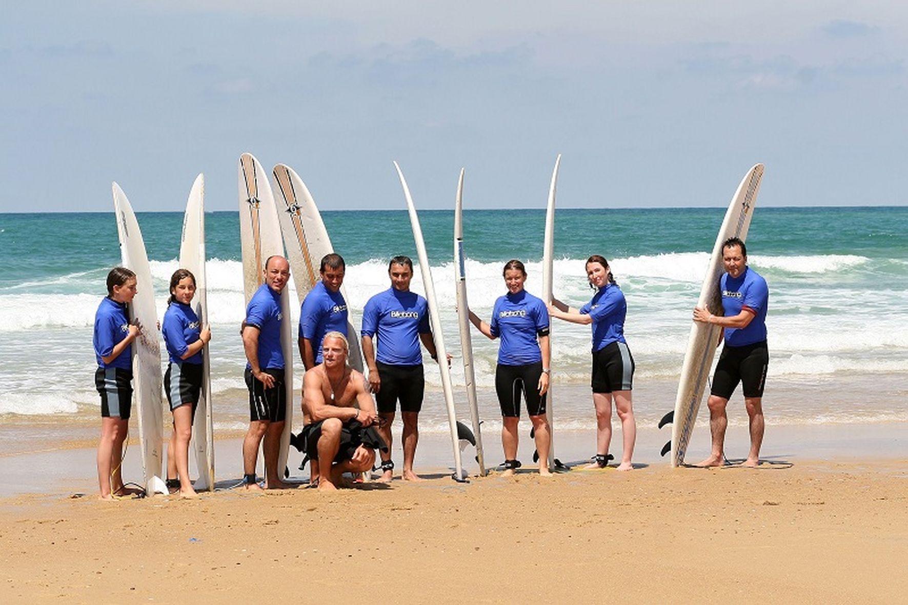 Biarritz Surf Océan