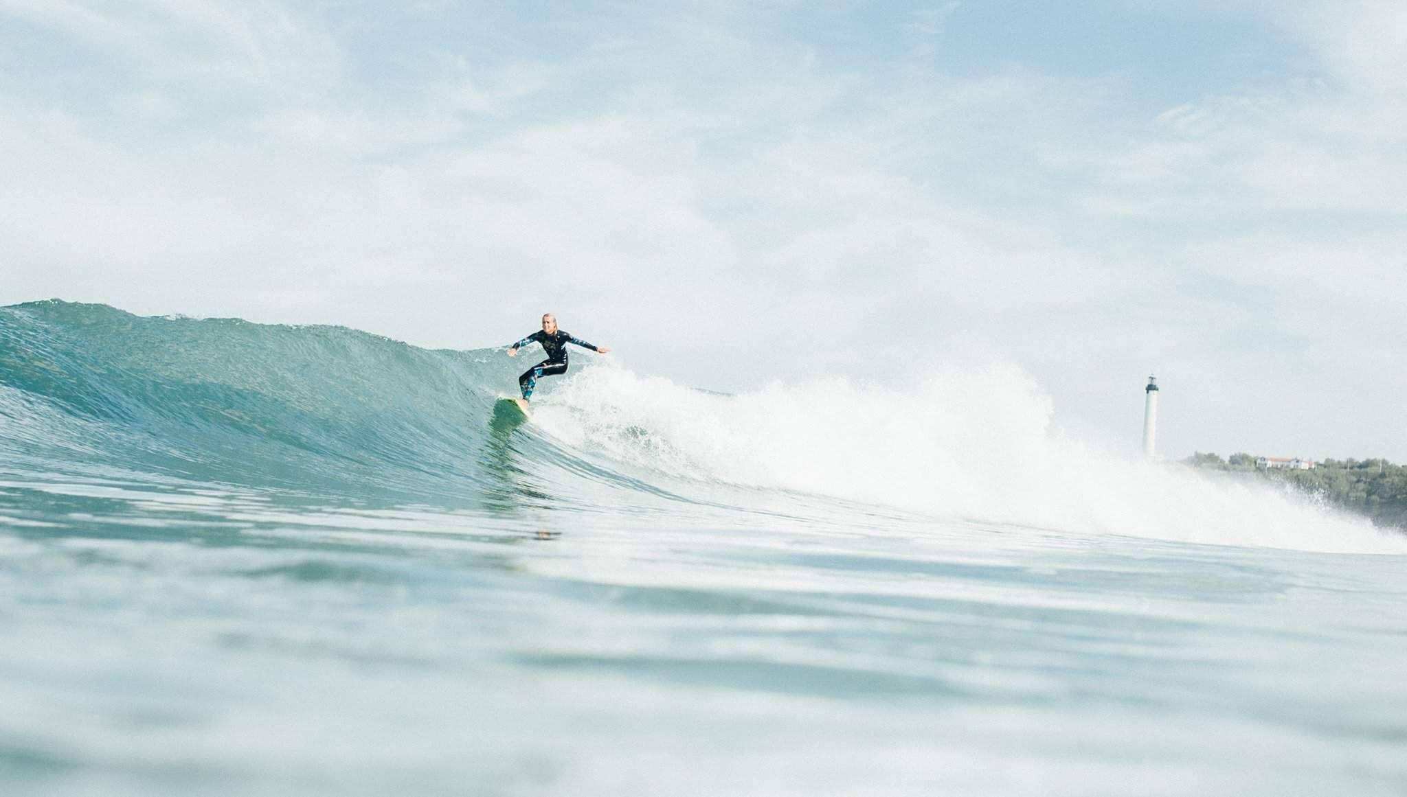 Emmanuelle Joly Personal Surf Coach