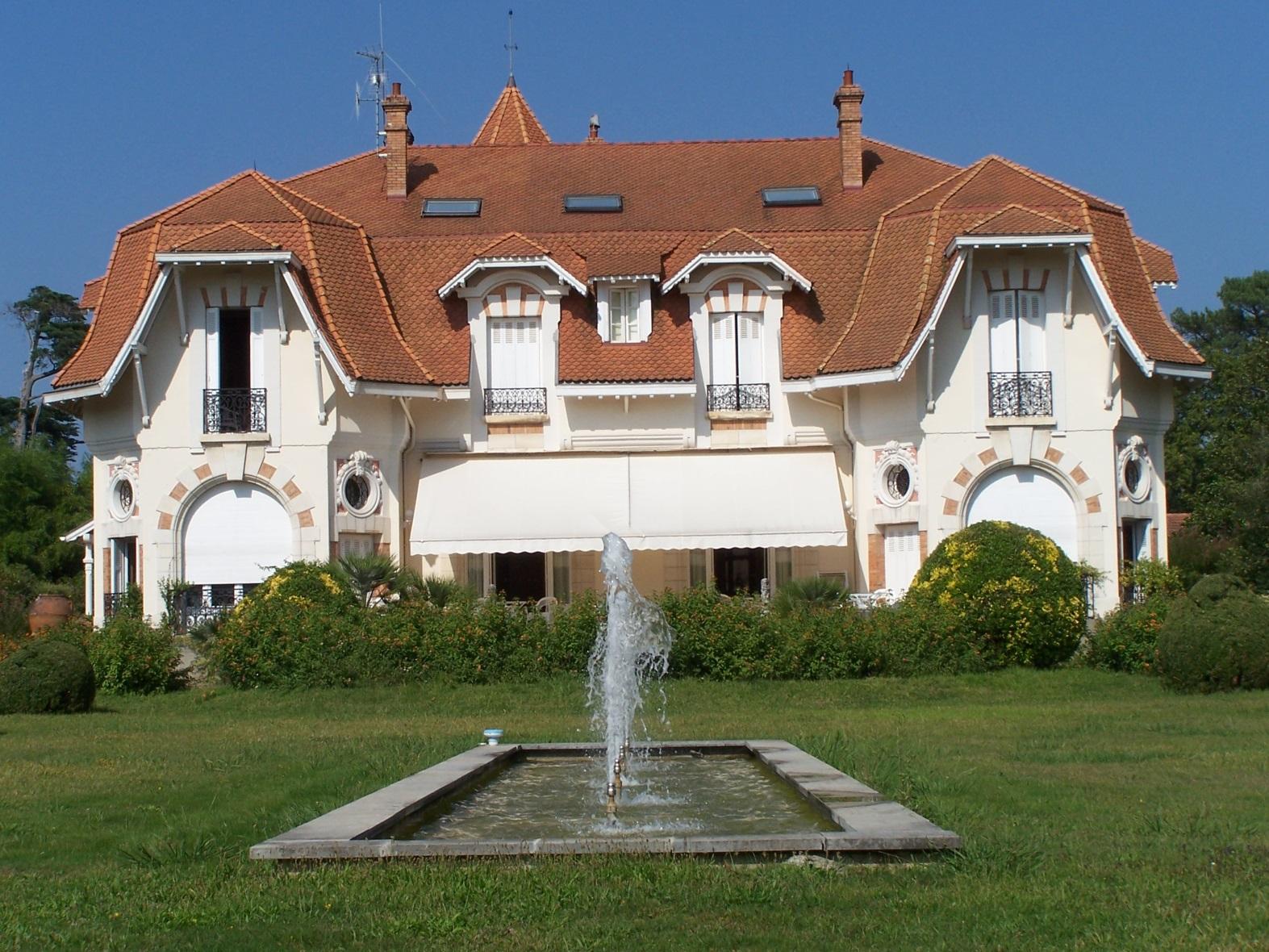 Hôtel Château du Clair de Lune