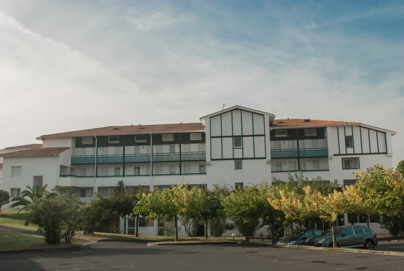 Résidence Appart-Hôtel Mer et Golf Ilbarritz