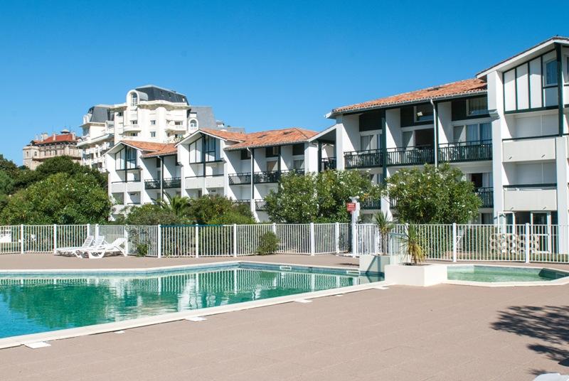 R sidence appart h tel mer et golf ilbarritz office de for Biarritz appart hotel