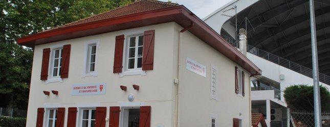 Mus e historique du biarritz olympique office de - Office du tourisme biarritz telephone ...