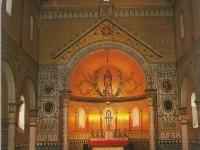 La Chapelle Impériale, classée monument historique est un moyen unique pour remonter le temps et découvrir Biarritz sous le Second Empire. @archives de la ville