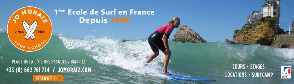 Jo Moraiz Surf School